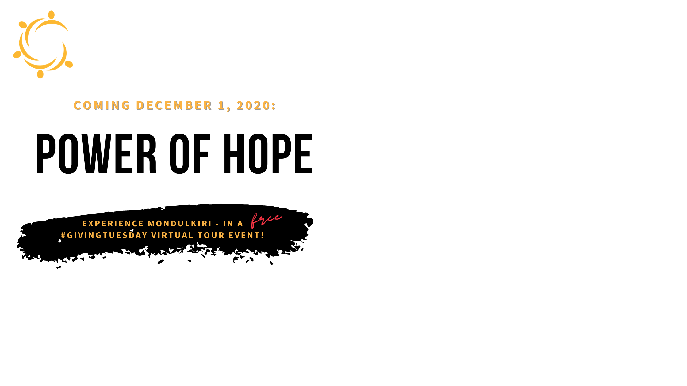 The Power of Hope on Dec 1