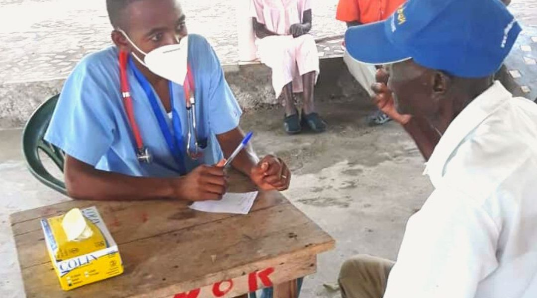 Committed to Serve: Haitian Doctors & Nurses Deploy to Mainland Following 7.2 Earthquake