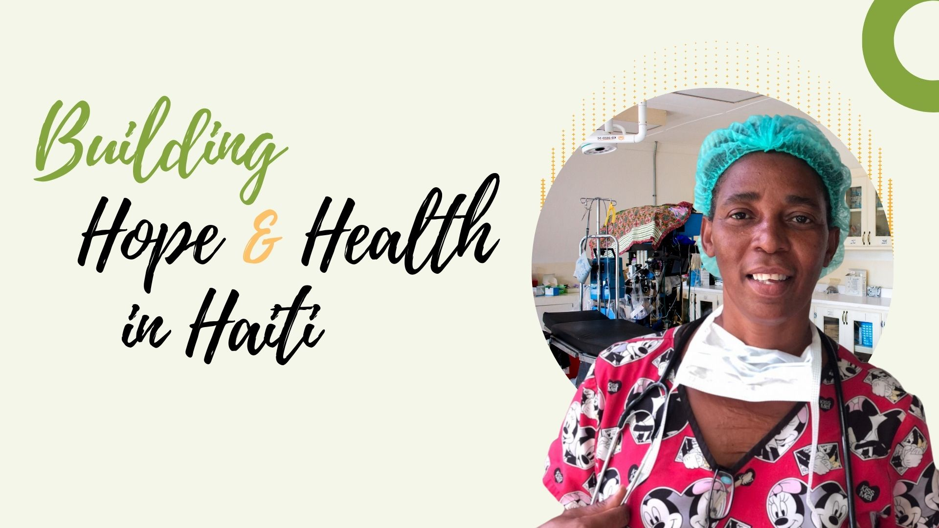 Building Hope and Health