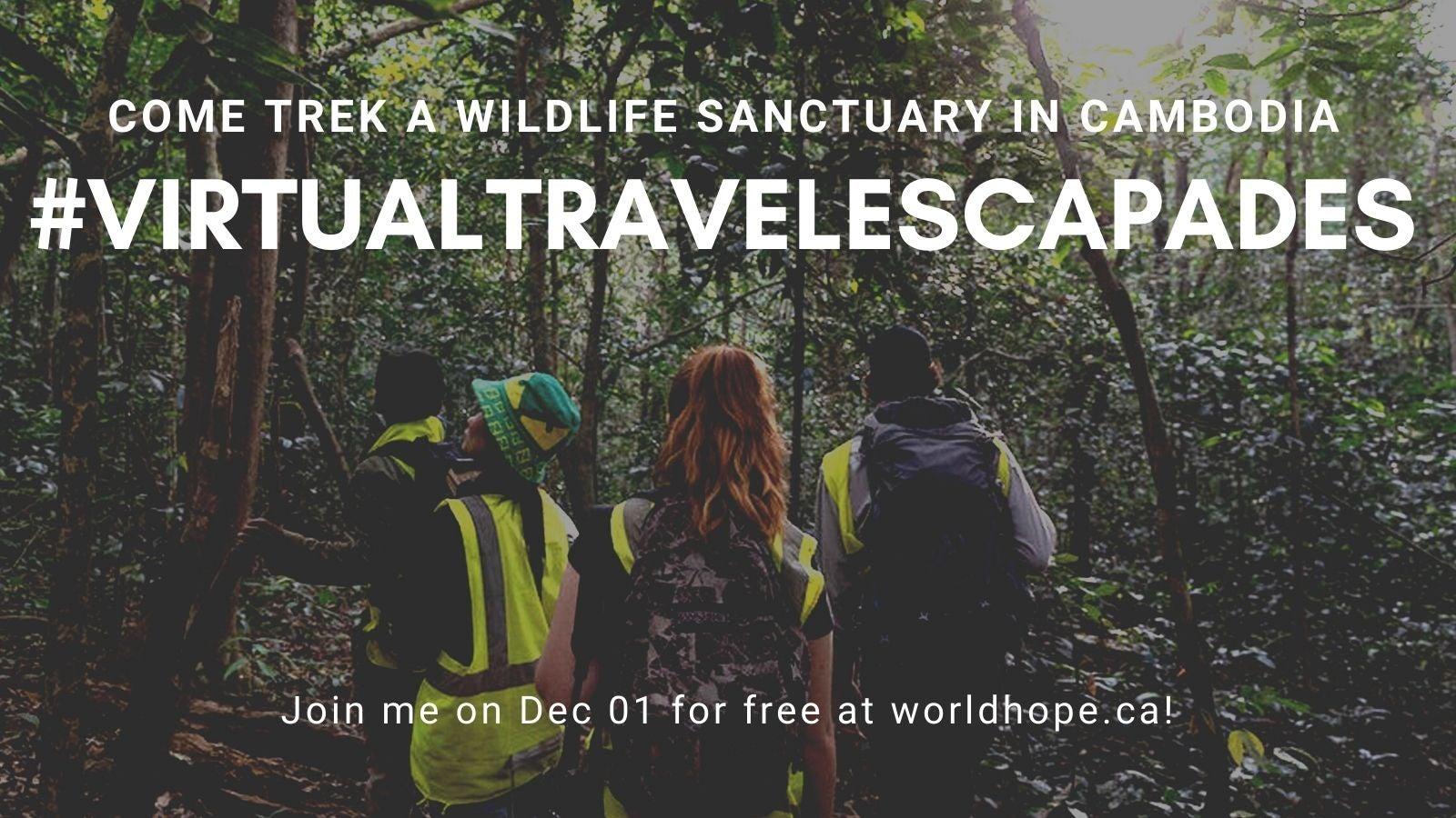 Virtual Travel Escape