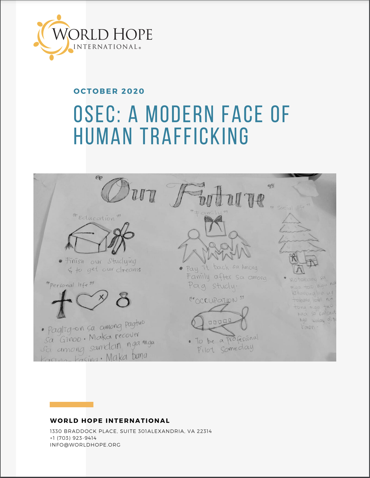 OSEC: A MODERN FACE OF HUMAN TRAFFICKING
